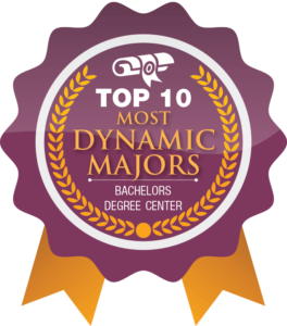 Top 10 Most Dynamic Majors
