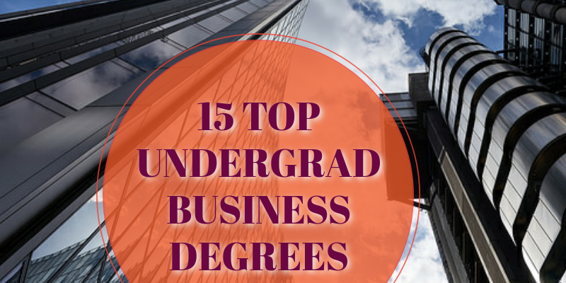 undergrad business degrees
