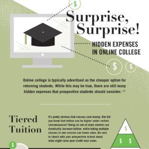 Hidden Cost of Online College