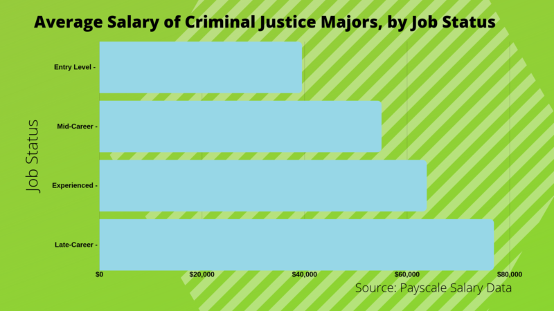 What Can I Do with a Bachelor's in Criminal Justice Degree